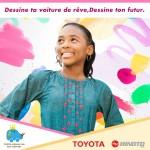 Lancement de la 12ème édition du concours « Ma voiture de rêve Toyota »